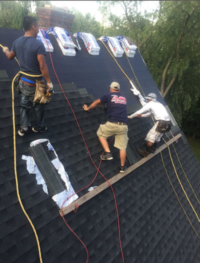 New Jersey Roofing Roof Leak Repair Flat Roof Repair
